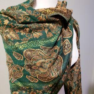 Pashmina scarf/wrap- GORGEOUS!